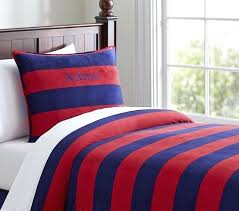 rugby stripe twin duvet cover rugby chamois duvet cover kids bedding san francisco yellow rugby stripe
