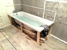 installing a bathtub drain changing bathtub drain plug image bathroom installing bathtub drain p trap