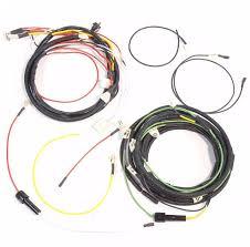 ford 1958 1964 gas complete wire harness (delco 10si alternator, 3 3 Wire Harness ford 1958 1964 gas complete wire harness (delco 10si alternator, 3 wire 4 wire harness