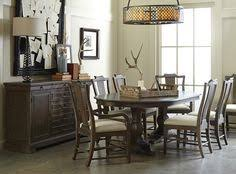 a r t furniture s st germain collection double pedestal dining table arm and side chair kitchen dining sets7 piece