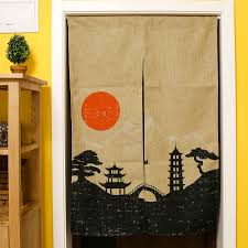 kitchen divider wall kitchen divider wall japan style cotton linen door curtains beautiful