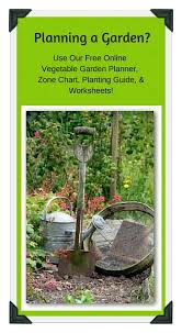Let Us Help Plan Your Garden Use Our Free Online Vegetable