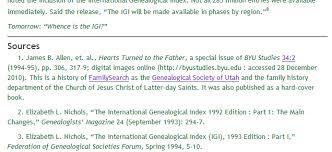 sample essay footnotes apa
