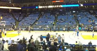 Oracle Arena Section 128 Seat Views Seatgeek In Oracle