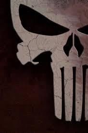 punisher skull 640x960 wallpaper