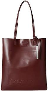 Nora Pressed Pebble PVC North South Tote