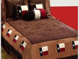 texas bedding sets longhorns queen size design ideas
