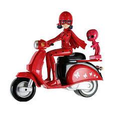Купить <b>Кукла Miraculous Леди</b> Баг на скутере с доставкой по цене ...