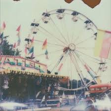Items Similar To Photograph Landscape Carnival Ferris Wheel Vintage Extraordinary Carnival Quotes Tumblr