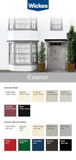 Tough And Long Lasting Wickes Masonry Paint Is Available In