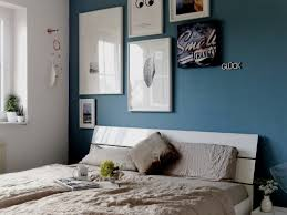 Taubenblau Schlafzimmer