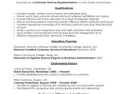 Customer Service Representative Resume Sample Patient Service ...