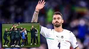 Bericht: Verletzter Leonardo Spinazzola reist mit Italien zu EM-Finale nach  London - Sportbuzzer.de