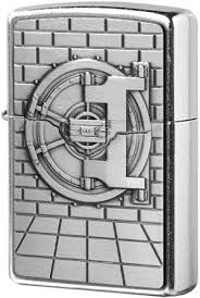 29555 <b>Зажигалка Zippo</b> Safe with <b>Gold</b> Cash Surprise Emblem ...