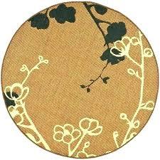 round jute rug 5 natural round rug classic 5 ft round rug for courtyard brown natural round jute rug 5