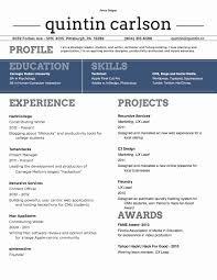 Resume Font Best Of Resume Font Size And Style Madiesolution Com