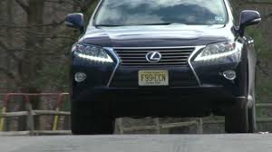 2013 Lexus RX 450h - Drive Time Review with Steve Hammes - YouTube