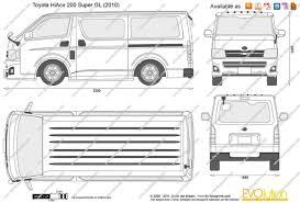 Toyota Hiace Van Interior Dimensions | www.napma.net