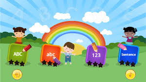 Bé Học Chữ Cái Tiếng Anh - ABC Kids cho Android - Tải về APK