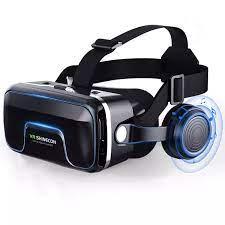 Kính thực tế ảo 3D VR Shinecon G04E - Phiên bản Hot 2020 ,kính thực tế ảo  xem phim, kính thực tế ảo chơi game