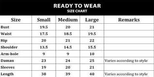 Dress Size Chart Mens Size Chart