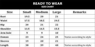 dress size chart mens size chart