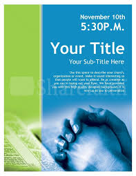 flyer word templates free church flyer templates microsoft word free download