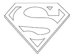 Small Picture Superman Logo Coloring Pages FreeLogoPrintable Coloring Pages
