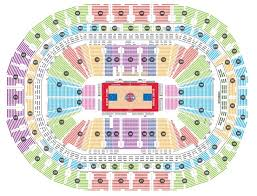 Michigan Stadium Seating Chart Row Numbers Little Caesars Arena Seating Chart W Seat Views Tickpick