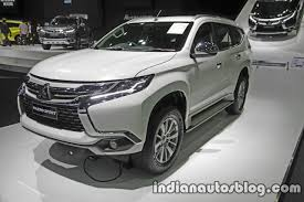 2018 mitsubishi shogun sport. wonderful 2018 2017 mitsubishi pajero sport front three quarters at 2016 thai motor expo in 2018 mitsubishi shogun sport o