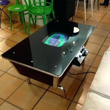 gaming coffee table arcade coffee table luxury best arcade ideas images on of unique gaming coffee table