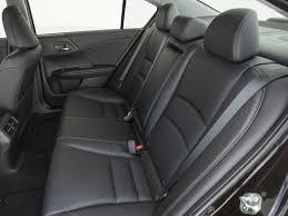 2016 honda accord sedan lx 4dr sedan interior