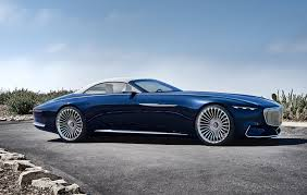 2018 maybach land yacht. perfect 2018 thereu0027s almost zero chance the vision mercedesmaybach 6 cabriolet will  actually enter production so those attending this yearu0027s pebble beach concours  inside 2018 maybach land yacht o