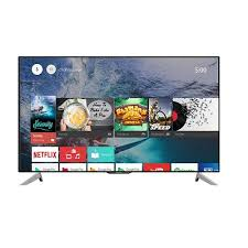 Image for Sharp 60 Inch 4K UHDR Smart TV - LC-60UA6800X from BEST | Best.Com.Kw