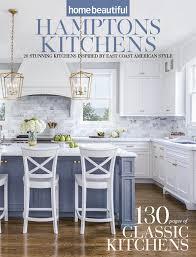 Beautiful hampton style kitchen designs ideas Farmhouse Kitchen Subscribe Today Home Beautiful Hamptons Kitchens Subscribe Today