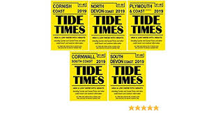 Yellow Publications South West Tide Times 2019 Amazon Co Uk