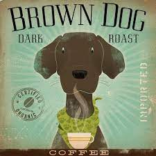 Official financial information, directors details and trading history. Brown Dog Coffee Company Original Graphic Art On Gallery Etsy Brown Dog Dog Coffee Graphic Art