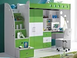 kids loft bed with computer desk wardrobe storage many designs photo of kids beds with storage