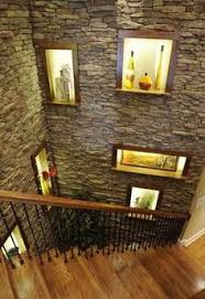 Small Picture Interior Stone Walls of faux stacked stone wall panels love