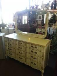 set dresser french provincial bedroom set dresser w mirror highboy vanity
