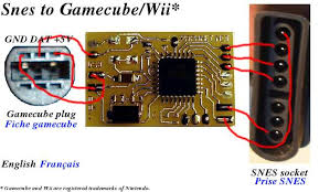 n64 snes nes controller to gamecube wii conversion project s nes wiring diagram