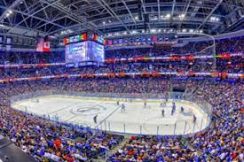 Amalie Arena Home To The Tampa Bay Lightning Nhl Hockey