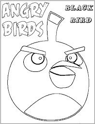 Angry birds pigs at a picnic. Free Printable Angry Bird Coloring Pages For Kids