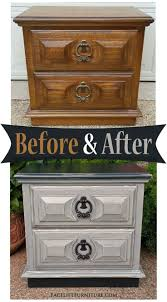 Painting Bedroom Furniture Before And After 17 Best Ideas About Before After Furniture On Pinterest Kitchen