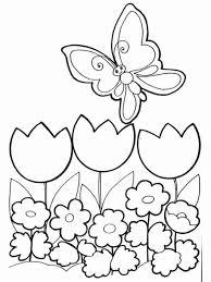 Sagome Tulipani Da Ritagliare Con Fiori Da Stampare E Colorare