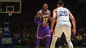 Lakers lose a d and also the game. Lakers Vs 76ers Betting Picks Betting Odds Predictions Expect A Defensive Slugfest The Action Network