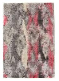 braza matrix rug pink grey 160x230cm packaging