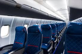 Delta Regional Jet Seating Chart Deltas Regional Jets Go Under The Knife Receive Mainline