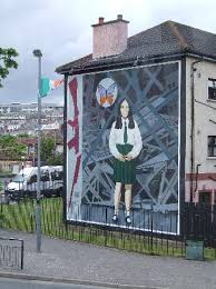 wall mural picture of derry county