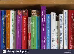 open university course books stock photos open university course open university degree course text books on bookcase shelf stock image